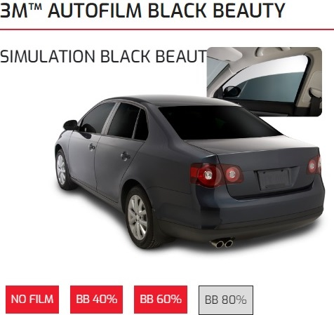 black beauty 80 %